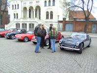 Marktplatz in Wittenburg