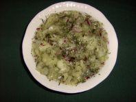 Salat fertig